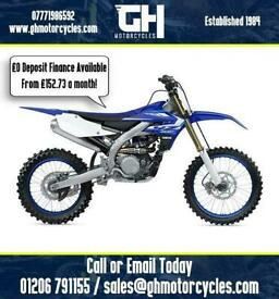 2020 Yamaha YZ450F - Low Rate Finance Available
