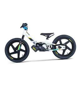 Husqvarna Replica 16eDrive STACYC Electric Kids Balance Bike - In Stock Now
