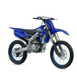 2021 Yamaha YZ250F - Low Rate Finance Available