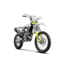2021 Husqvarna FE250 / FE450 - Low Rate Finance Available