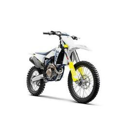 2020 Husqvarna FC450 - £1000 OFF - Low Rate Finance Available