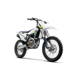 2022 Husqvarna FC450 - IN STOCK - Low Rate Finance Available