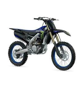 2021 Yamaha YZ250F Monster Edition - Low Rate Finance Available
