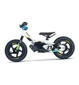 Husqvarna Replica 12eDrive STACYC Electric Kids Balance Bike - In Stock Now