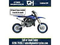 2020 Yamaha YZ 65 / 85 - Low Rate Finance Available