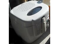 Compact Electric Chip Fryer