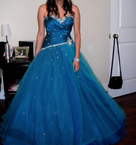 Mori Lee Prom Dress