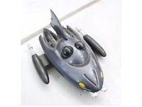 CORGI BATMAN BATSUBMERSIBLE 2000 DC COMICS 1:43 VERY RARE DIE CAST CAR £10