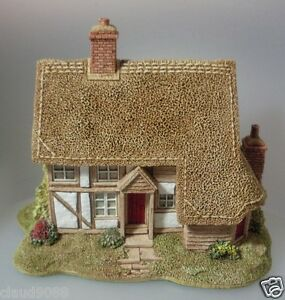 LILLIPUT-LANE-LEAGRAVE-COTTAGE-00729-MINT-IN-BOX-1994-EVENT-COTTAGE-SIGNED