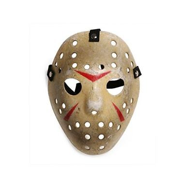 Kids Halloween Mask Friday The 13th Hockey Mask Costume Jason Voorhees Horror - Kid Jason Costume