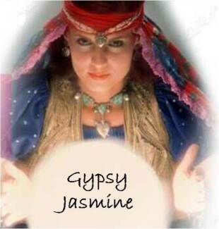Gypsy Jasmine Psychic Medium, Fortune Teller & Tarot Card Reader Strathfield South Strathfield Area Preview