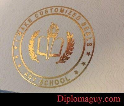 Fake Novelty Diploma Degree A++