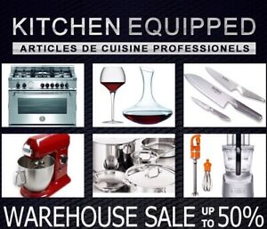 KITCHEN EQUIPPED MEGA SALE!!!