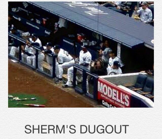 Sherm's Dugout
