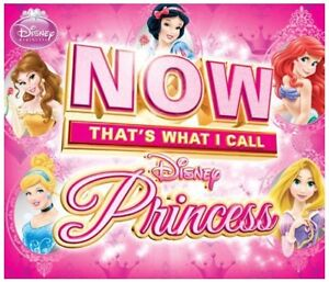 Various - Now That's What I Call Disney Princess   BRAND NEW 2CD
