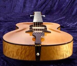 Wilborn OM, Archtop, Dreadnought, 00 - Brand New with Warranty Springwood Logan Area Preview