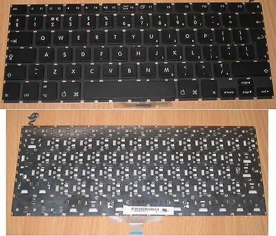 """Tastatur QWERTY US APPLE MacBook 13.3"""" 13"""" A1181 A1185 MB061 MB402 MC240 schwarz gebraucht kaufen  Versand nach Germany"""