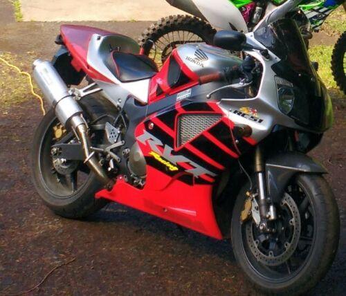 2000 Honda RC51  2000 Honda RC51 SP1 SuperBike Nick Haden Special