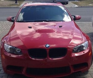 2008 BMW M3 Coupe last of its kind v8