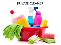 Private Cleaner a lot experience £10 Wimblendon, Tooting, Chelsea, Clapham, Balham