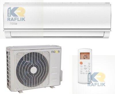 Wärmepumpen Klimaanlage (NOXA Midea 5,3kW INVERTERKlimagerät Split Klimaanlage Wärmepumpen 18000 BTU NEU)