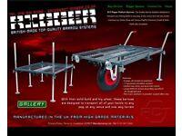 Fishing Platform/ trolley RTC Rigger +