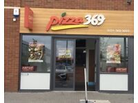 PIZZA 369 ARE LOOKING FOR A PIZZA CHEF IN CHELMSLY WOOD