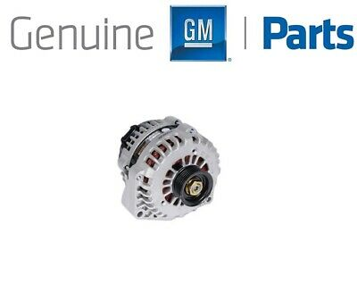 Genuine 145 Amp Alternator for Chevy GMC Buick Cadillac Silverado Pickup Truck