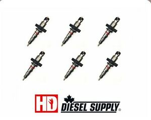 2003-2007 5.9L Remanufactured injector set HD Diesel Supply