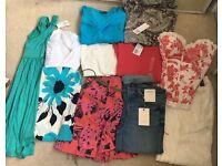 Size 8 Clothes Bundle - all items NEW - happy to sell separately