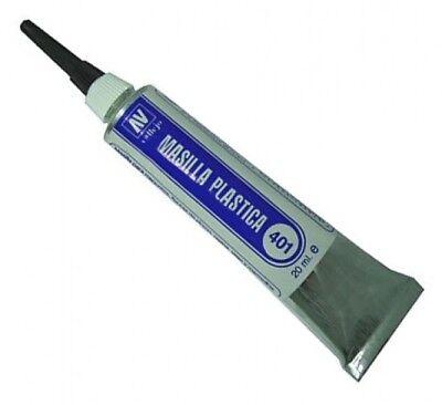 Vallejo 401 Plastic Putty (Flüssigspachtel) 20ml 70.401 Super für Modellbau!