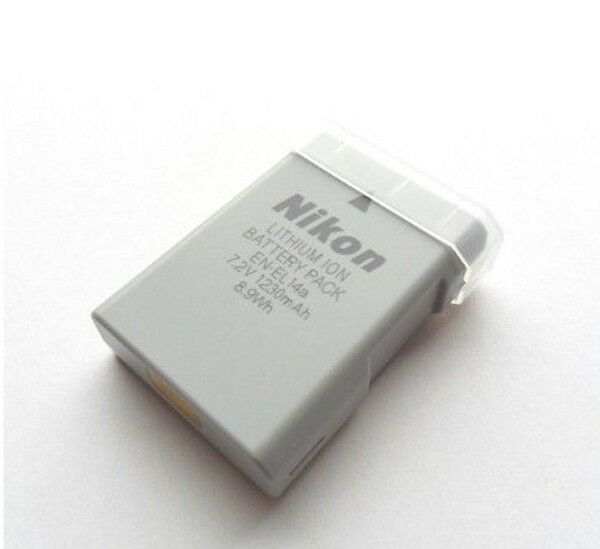Купить EN-EL14A Camera Battery 1230mAh For Nikon D3100 D3200 D3300 D3400 D5200 D5300