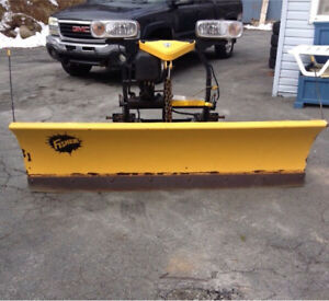 2014 Fisher Snow Plow