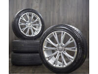 "19"" GENUINE AUDI A6/A7/A8 SLINE Y SPOKE ALLOY WHEELS & PREMIUM BRANDED TYRES"