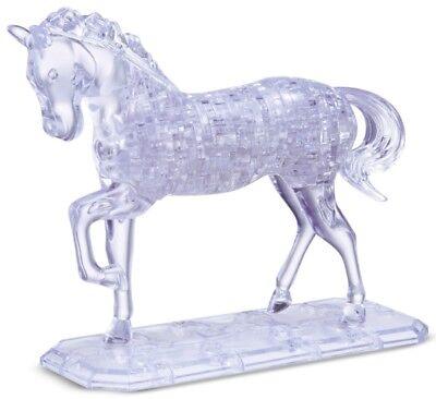 3D Crystal Puzzle - Pferd 100 Teile (3d Crystal Puzzle Pferd)