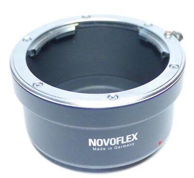 Gebraucht, Novoflex Adapter Leica R Objektive an Nikon 1 Kameras NIK1/LER gebraucht kaufen  Hamm