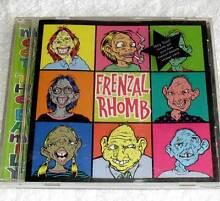 Pop Punk Rock - Frenzal Rhomb - Meet The Family CD 1999 JG1 Blacktown Area Preview