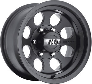MICKEY-THOMPSON-17X9-ALLOY-MAG-WHEEL-CLASSIC-BLACK-JEEP-CHEROKEE-WRANGLER