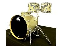 DW Drum Kit - Collectors Maple