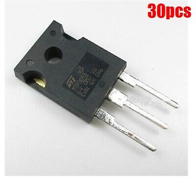 30pcs Tip3055 Transistor Npn 60v 15a Su