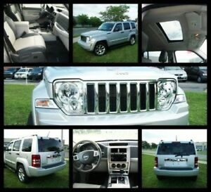 2008 Jeep Liberty LTD 4x4