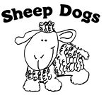 Sheep Dogs Slippers