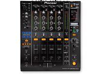 Pioneer XDJ Mk2 (pair) + DJM 900 Nexus