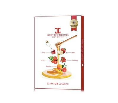 JAYJUN Honey Dew Red Mask 1 sheet 25ml - Made in Korea