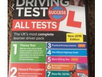 DRIVING LEARNER PACK