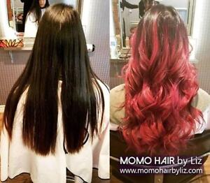 Best hair salon in GTA for hair color, balayage and ombre.