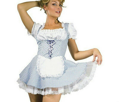 Rubie's Costume Co Women's Sexy Dorothy Country Girl - Rubies Costume Co
