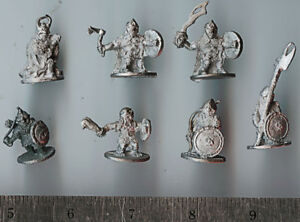 RAL PARTHA  Goblin Miniature set of 7 for Dungeon D&D