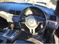 BMW 320d 2003 Satnav
