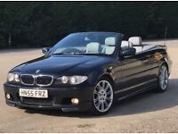 2005 BMW 3 Series 3,0 330Cd Sport Convertible 3dr FSH
